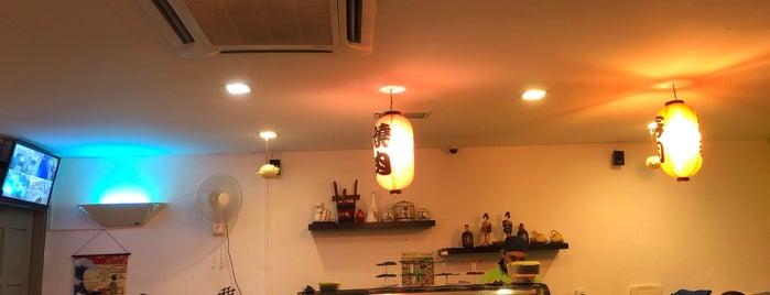 Maiu Japanese Restaurant is one of makan @ KL #16.