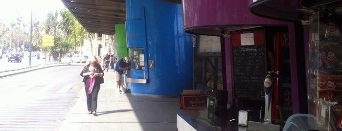 Estación de Autobuses Muelle Heredia is one of Sitios frecuentes.