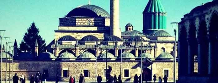 Konya is one of Türkiye'nin İlleri.