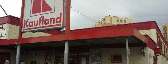 Kaufland is one of Frequently.