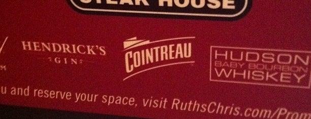 Ruth's Chris Steak House - Raleigh, NC is one of 20 favorite restaurants.