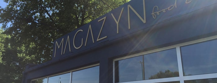 MAGAZYN food concept is one of gdzie na obiad.