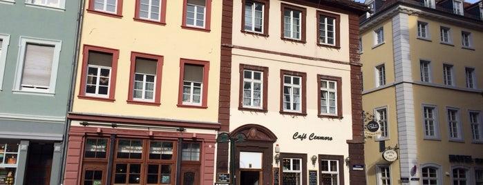 Marktplatz is one of Heidelberg/ Germany.