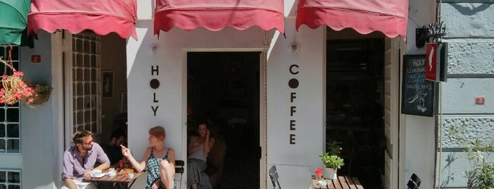 Hope Coffee & Eatery is one of Alternatif Kafeler İstanbul.
