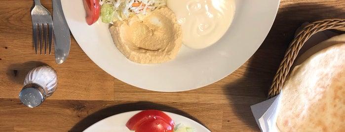 Sesam is one of Testen: Essen.