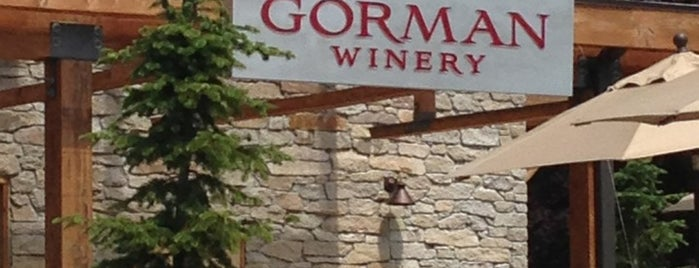 Gorman Winery Tasting Room is one of Woodinville Wineries.