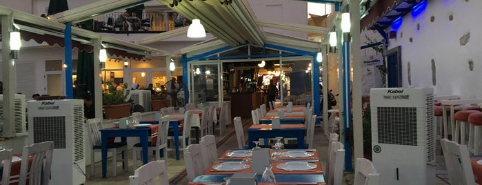 Restaurant Balkan is one of Fix.