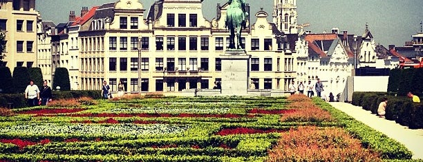 Kunstberg / Mont des Arts is one of Brussels.