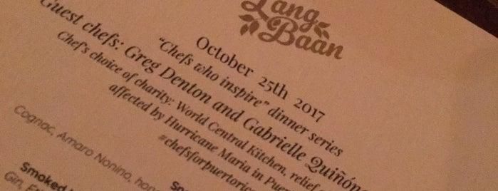Lang Baan is one of Hough PDX.
