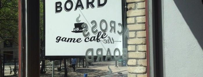 Across The Board is one of Winnipeg.
