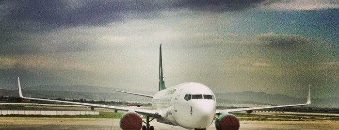 Ashgabat International Airport (ASB) is one of Airports I visited.