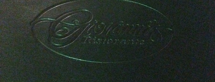 Giovanni's Ristorante is one of Favorite Food.