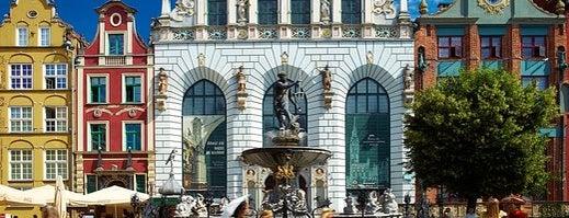 Dwór Artusa - Muzeum Historyczne Miasta Gdańska is one of Гданьск - онлайн путеводитель.