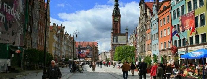 Гданьск - онлайн путеводитель