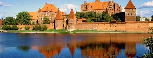 Zamek w Malborku   The Malbork Castle Museum is one of Гданьск - онлайн путеводитель.