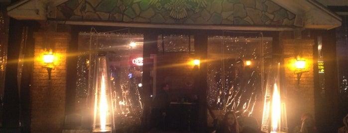 Byzantio Cafe & Bar is one of houston nothing.