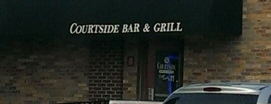 Courtside Bar and Grill is one of MN Food/Restaurants.