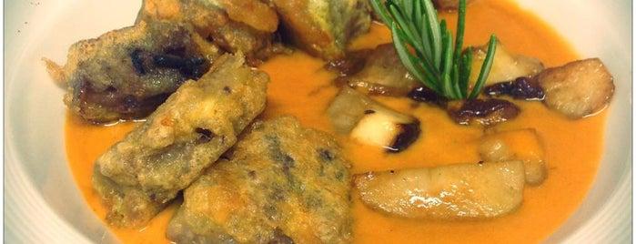 Restaurante Andra Mari is one of Must try - restaurant wish list.