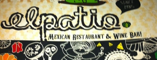 El Patio Mexican Restaurant & Wine Bar is one of Micheenli Guide: Around Holland Village, Singapore.