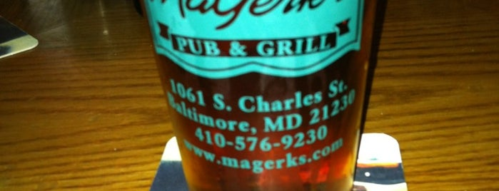 MaGerks Pub & Grill is one of Food.