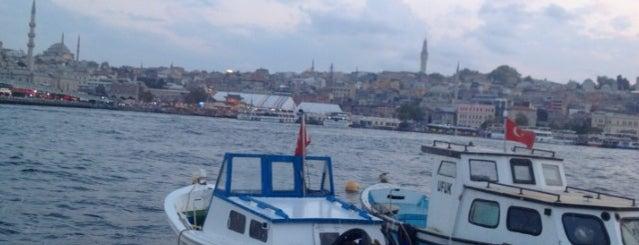 Karaköy Balıkçısı is one of İstanbul Yeme&İçme Rehberi - 2.