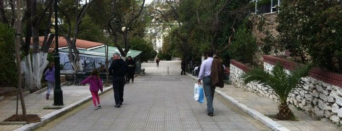 Δεξαμενή is one of Live in Athens.