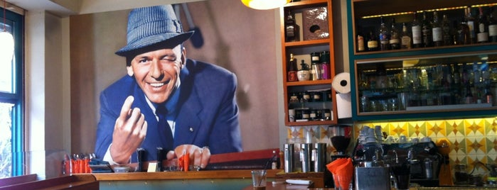 Drunk Sinatra is one of Athens Approved.