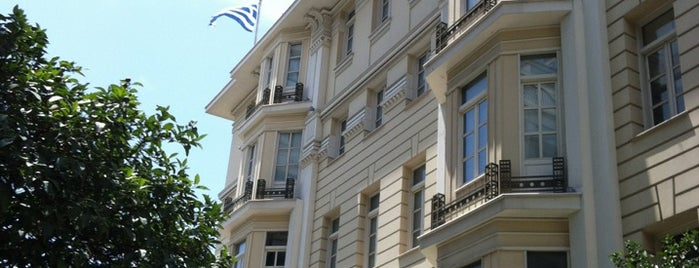 B&M Theocharakis Foundation for the Fine Arts & Music is one of Ελλαδα.