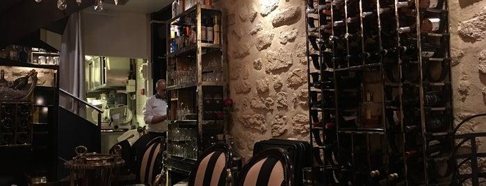 Au Club des Siciliens is one of Restos favoris.