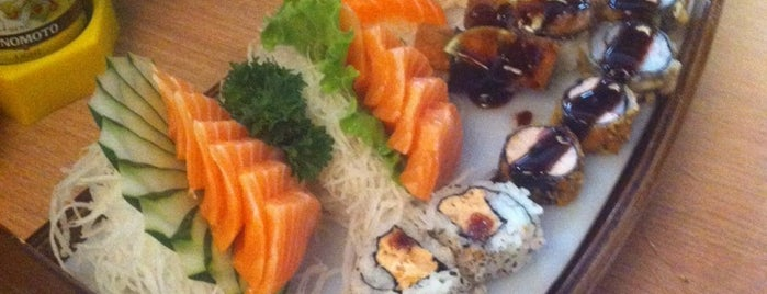 Oban Sushi is one of Lista do Tanaka.
