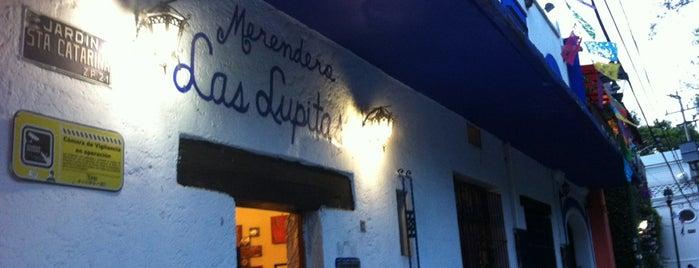 Las Lupitas is one of El buen comer :P.