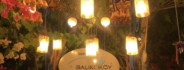 Balıkçıköy Fahri is one of Cennet ve İlçeleri.