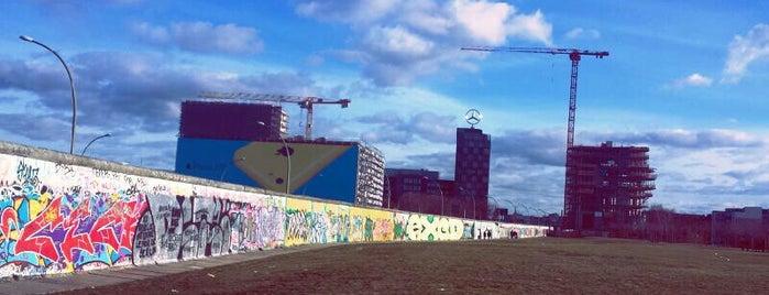 Spreeblick an der Brücke is one of My Berlin.
