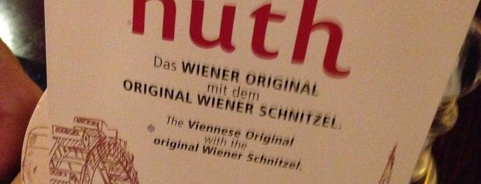 Huth Beisl is one of Mittagsgerichte in Wien.