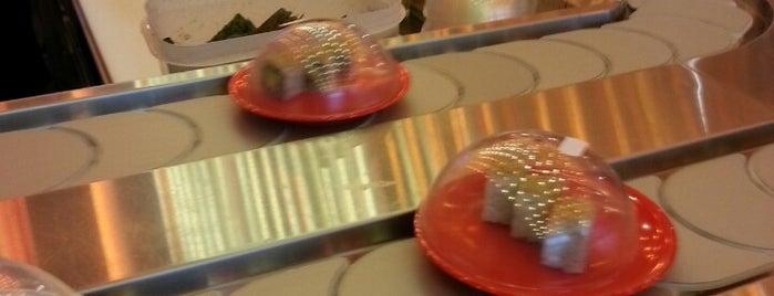 Sushi! is one of Antwerpen.