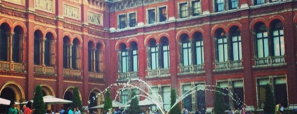 Victoria and Albert Museum (V&A) is one of london.