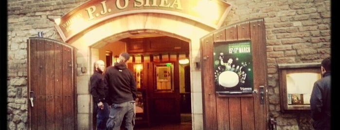 O'Shea's is one of Die 30 beliebtesten Irish Pubs in Deutschland.