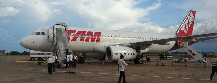 Voo TAM JJ 3332 is one of Aeroporto de Londrina (LDB).
