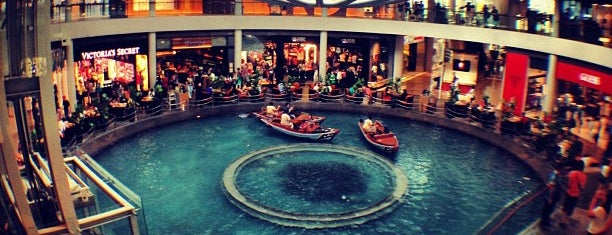 The Shoppes At Marina Bay Sands is one of To-Do in Singapore.