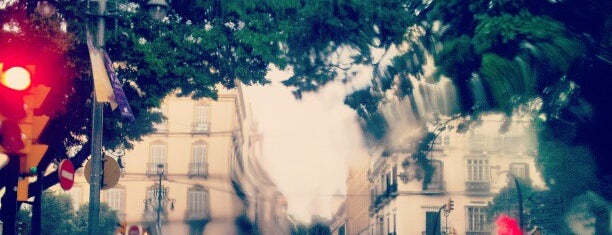 Alameda Principal is one of Málaga #4sqCities.