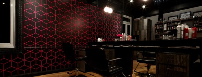 Paprika Hair Salon is one of Df.