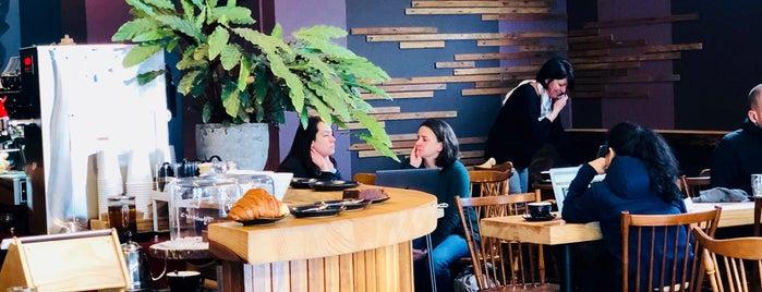 Wooden is one of San Francisco Caffeine Crawl.