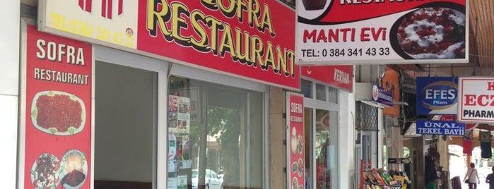 Sofra Restaurant is one of Kapadokya.