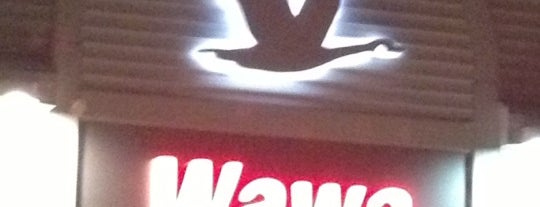 Wawa is one of Almost everyday.