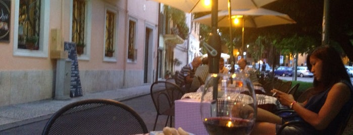 Osteria Alla Busa is one of Veneto best places.