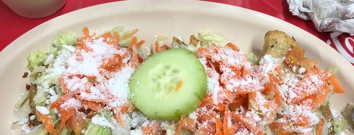 Cenaduria Ramon is one of HMO-Lunch.