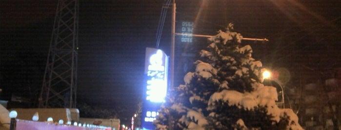 АЗС Газпром (Ростов и окрестности)