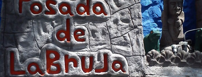 La Posada De Las Brujas is one of Favorite.