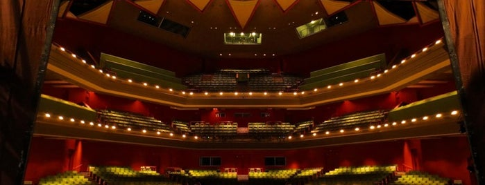 Alaska Center for the Performing Arts is one of Anchorage, AK.
