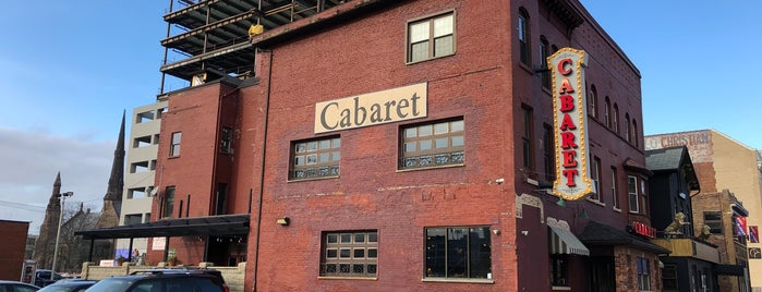 Cabaret is one of Buffalo Local Restaurant Week.